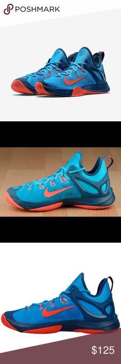 Nike Zoom HyperRev 2015 Blue Lagoon/Bright Crimson