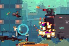Pixel art games aren't retro, they're the future It's still hip to be square in video games