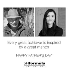 In remembrance of my father who passed away from ALS/MND - wishing you all a very special Father's Day - Petru van Zyl pHformula CEO and Founder