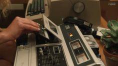 Technics RS-263US / Vinyl (HBO TV series)