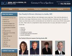 Divorce Attorneys in Anoka, MN
