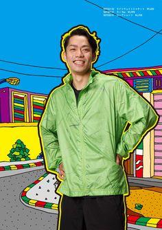 Daisuke Takahashi on PUMA