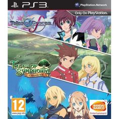 Tales of Graces F   Tales of Symphonia Chronicles [PlayStation 3]