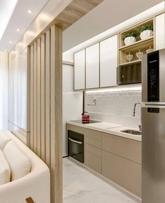 Hot coffee anyone? A quick pantry does the trick! ( Small Pantry Inspiration who wants a straight kitchen next to bedroom? Get swanky kitchen within Rs. 1 Lakh with 10 year warranty. Kitchen Room Design, Home Decor Kitchen, Interior Design Living Room, Kitchen Walls, Kitchen Furniture, Apartment Kitchen, Apartment Interior, Straight Kitchen, Pantry Inspiration