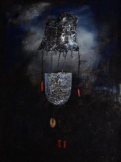 Visual Sailing: Artist Eija Suneli Usvankulkija Sailing, Mixed Media, Artist, Candle, Artists, Mixed Media Art