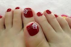 Toe Nail Designs With Flowers 2018 - toe nail art with flowers cute pedicure designs for - arttonail Toenail Art Designs, Pedicure Nail Designs, Manicure E Pedicure, Toe Nail Designs, Pedicures, Pedicure Ideas, Nails Design, Nail Ideas, Pretty Toe Nails