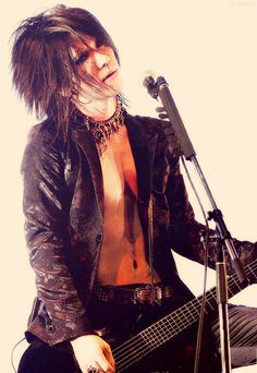 Aoi, the GazettE, so sexy