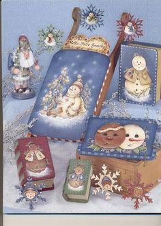 CHRISTMASTIME BETWEEN THE VINES 5.РОСПИСЬ: 12 тыс изображений найдено в Яндекс.Картинках
