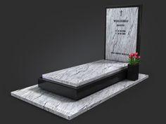 Nowoczesne nagrobki - Kamieniarstwo NeRo | Śląsk i cała Polska Cemetery, Floor Chair, Flooring, 2d, Furniture, Home Decor, Black Granite, Hardwood Floor, Interior Design