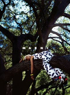 Fashion Copious - Suvi Koponen for Marni SS 2016 Campaign