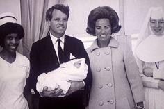 Attorney General & Mrs. Robert F. Kennedy.