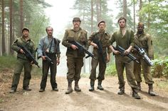 The Howling Commandos  Captain America: The First Avenger
