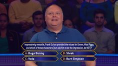 """Today, this question makes a real impression with contestant Travis Myles on an all-new #MillionaireTV. Will he make an impression on host Chris Harrison with a big payday? First, Travis needs to have the correct #FinalAnswer. Don't miss Tuesday's """"Millionaire"""" and see what happens. Go to www.millionairetv.com for time and channel to watch."""
