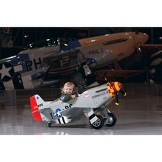 P51 Mustang Pedal Plans