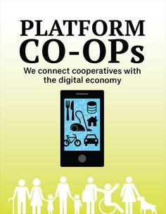 PlatformCoop graphic The New School, Cameras, Infographic, Flare, Success, Digital, Infographics, Camera, Visual Schedules