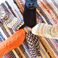 Girls night out! My Socks, Boot Socks, Slipper Boots, Girls Night Out, Knitting Socks, Leg Warmers, Fiber Art, Slippers, Needlework