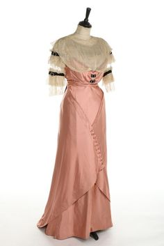 Dress ca. 1908-11From Kerry Taylor Auctions