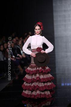 Fotografías Moda Flamenca - Simof 2014 - Margarita Freire 'Mis amores' Simof 2014 - Foto 01