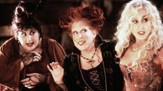 Hocus Pocus Cast, Hocus Pocus Sequel, Hocus Pocus Witches, Films D' Halloween, 31 Nights Of Halloween, Vintage Halloween, Halloween Ideas, Halloween Costumes, Movies