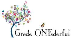 First grade blog. Great ideas