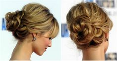 Amazing Wedding Updos Inspired by the Red Carpet: Dianna Agron