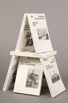 Bauhaus Pocket Books by HORT