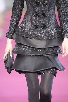 Christian Lacroix Fall 08 Couture
