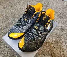 2b9ed8be0225 kyrie taco The shoes are new with the box in good condition · Kyrie 5Nike  KyrieAthletic ShoesAir JordansSize ...