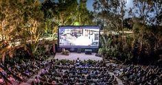 Θερινό Σινεμά στη Θεσσαλονίκη Aquarium, Cinema, Goldfish Bowl, Movies, Aquarium Fish Tank, Aquarius, Movie Theater, Fish Tank