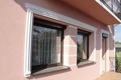 oferuję: sztukateria elewacyjna, listwy okienne, ozdoby 3D, bonie narożne, gzymsy - Gdańsk | KupSprzedaj.pl Windows, Ramen, Window