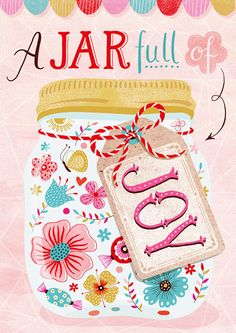 Tabula Rosi with 'A Jar Full of Joy'! The jud. Happy Birthday, Birthday Wishes, Birthday Quotes, Joy Quotes, Wife Quotes, Friend Quotes, Happy Quotes, We Have A Winner, Choose Joy