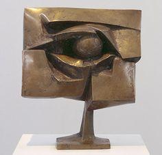 Fritz Koenig Augenvotiv I (1965)