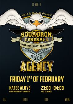 Poster design: SG Night #4 [2013]
