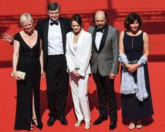 Valeriu Andriuta Photos Photos: 'A Gentle Creature (Krotkaya)' Red Carpet Arrivals - The Annual Cannes Film Festival Southern France, Cannes Film Festival, Danish, Slot, Red Carpet, Creatures, Poses, Actresses, Actors