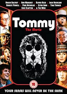 Tommy (1975) Directed, Produced & Screenplay by #KenRussell Starring #AnnMargret #OliverReed #RogerDaltrey #EltonJohn #EricClapton #JohnEntwistle #KeithMoon #PaulNicholas #JackNicholson #VictoriaRussell #RobertPowell #ArthurBrown #PeteTownshend #TinaTurner #Hollywood #hollywood #picture #video #film #movie #cinema #epic #story #cine #films #theater #filming #opera #cinematic #flick #flicks #movies #moviemaking #movieposter #movielover #movieworld Movie Talk, I Movie, Great Films, Good Movies, Ken Russell, Oliver Reed, Flipper, Roger Daltrey, Ann Margret