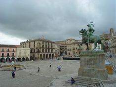 Plaza Mayor de Trujillo - Extremadura