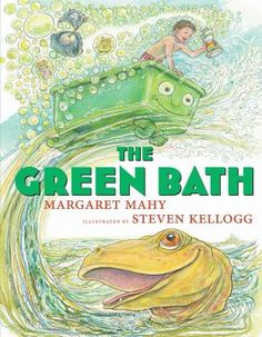 This is a dinosaur rip roaring adventure on the soapy seas from picture book greats Margaret Mahy and Steven Kellogg. Margaret Mahy, Famous Duos, Book Creator, Thing 1, Award Winning Books, Preschool Books, Children's Literature, Stories For Kids, Book Characters