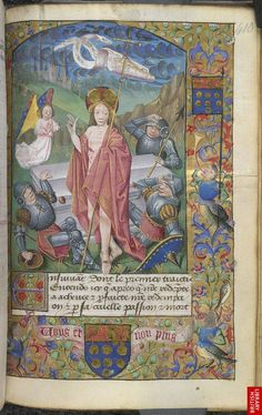 Medieval Secular and Life of Christ Manuscripts