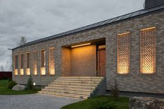 Gallery of Shatura House / Le Atelier - 15