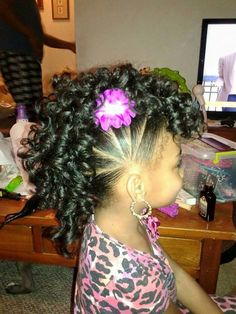 Biracial Hairstyles Toddler Hairstyles Mohawk Faux Hawk