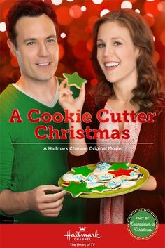 """Its a Wonderful Movie - Your Guide to Family Movies on TV: """"A Cookie Cutter Christmas"""", a Hallmark Channel Christmas Movie starring Erin Krakow"""