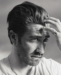 I remember when I didn't have a crush on Jake Gyllenhaal... And then I watched Prisoners! I now have a new celebrity crush... Great, just what I needed!