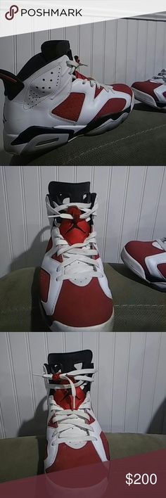 Carmine 6 jordans 8/10. Jordan Shoes Sneakers