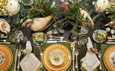 Inspire-se! Veja diferentes decorações de mesas de natal » Harper's Bazaar