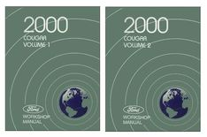bishko oem repair maintenance shop manual bound for ford mustang rh in pinterest com 2000 ford mustang owners manual 2000 ford mustang repair manual pdf