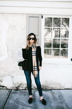 Turtleneck: Topshop {my FAVORITE!} | Jeans: FRAME {closet staple} | Handbag: Gucci via ...