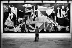 SPAIN. Madrid. 1995. Museo Nacional Centro de Arte Reina Sofia.