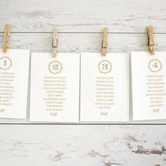 Wedding Seating Chart Template Printable Wedding Seating Plan