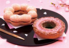 sakura | Mister Donut