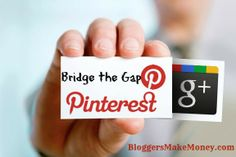 How To Bridge Google Plus to Pinterest for Better Marketing